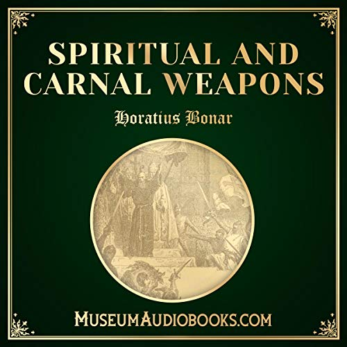 Spiritual and Carnal Weapons audiobook cover art