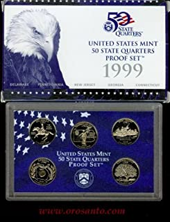complete set of state quarters