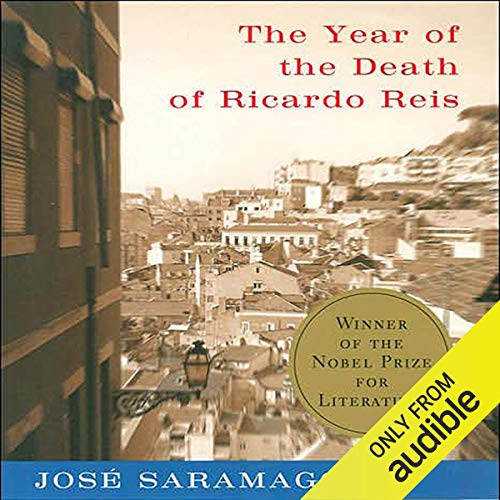 The Year of the Death of Ricardo Reis Titelbild