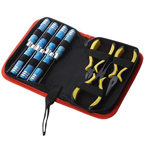sharegoo 10 in 1 repair tool set for rc