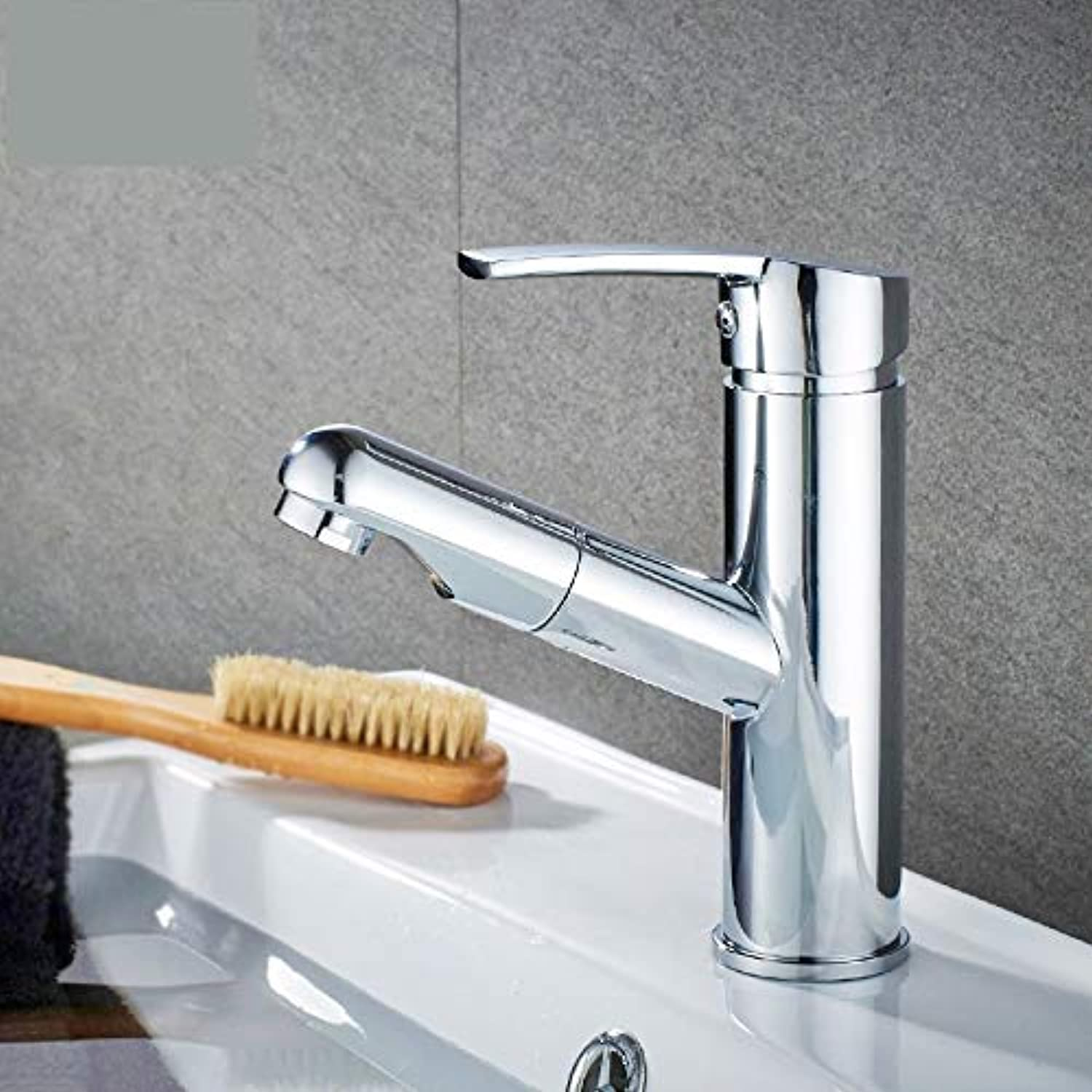 Fuxitoggo Modern Luxury Bathroom Lever Faucet for Any Style Water-tap