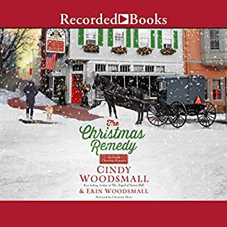 The Christmas Remedy                   By:                                                                                                                                 Cindy Woodsmall,                                                                                        Erin Woodsmall                               Narrated by:                                                                                                                                 Christina Moore                      Length: 6 hrs and 4 mins     29 ratings     Overall 4.4