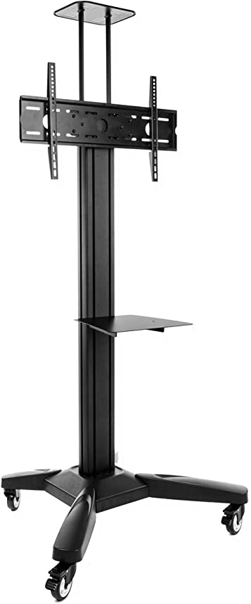Displays2go TV Stand for HDTVs 37