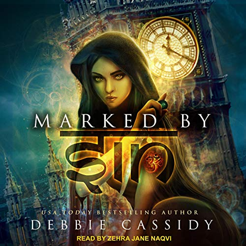 Marked by Sin Audiobook By Debbie Cassidy cover art