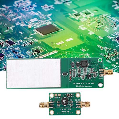 2個RTL‑SDRアンテナボードアンテナボード電子部品軍用モバイルサービス用アクティブアンテナラジオ受信機