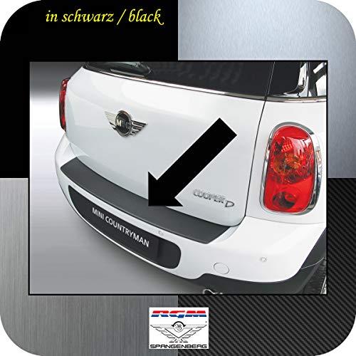 Richard Grant Mouldings Ltd. RGM Protection de seuil de chargement pour Mini (BMW) Countryman I SUV R60 Break années de construction 09.2010-10.2016 mais pas les modèles John Cooper Works RBP512