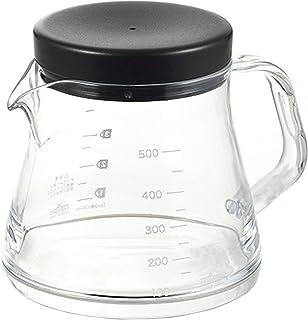 コーヒーサーバー 500ml ブラック ストロン 500 TW-3732