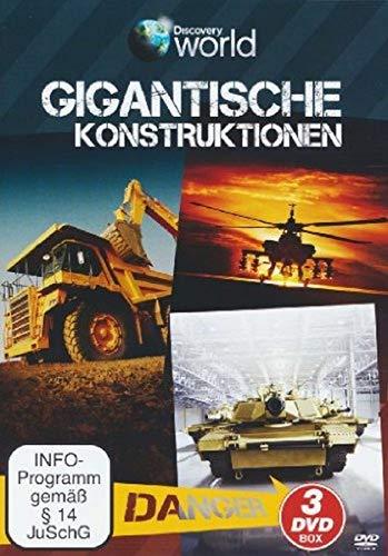 Discovery World - Gigantische Konstruktionen [3 DVDs]