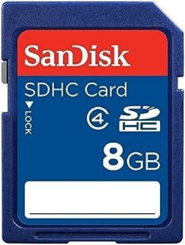 8GB SDHC High Speed Class 6 Memory Card for Panasonic Lumix DMC-ZS1 Digital Camera Secure Digital High Capacity 8 GB G GIG 8G 8GIG SD HC Free Card Reader
