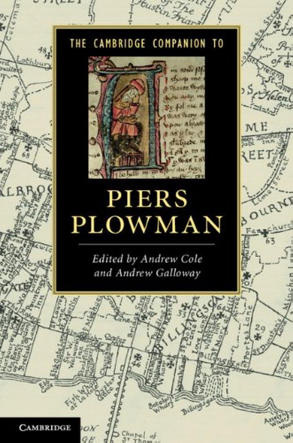 ラウンジ技術ほめるThe Cambridge Companion to Piers Plowman (Cambridge Companions to Literature) (English Edition)
