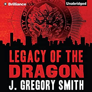 Legacy of the Dragon  audiobook cover art