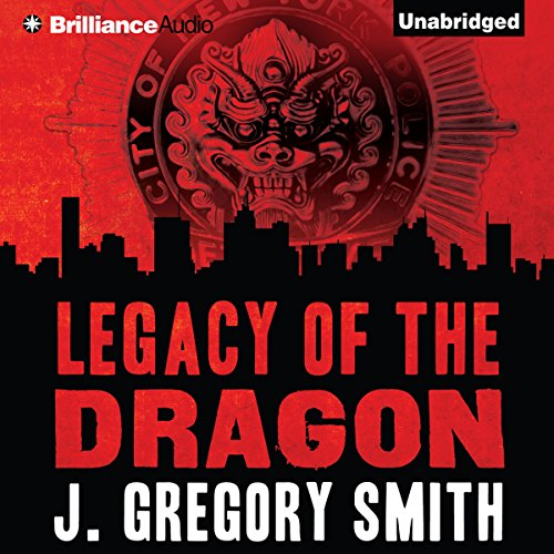 The Legacy of the Dragon audiobook cover art