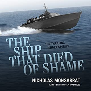The Ship That Died of Shame audiobook cover art