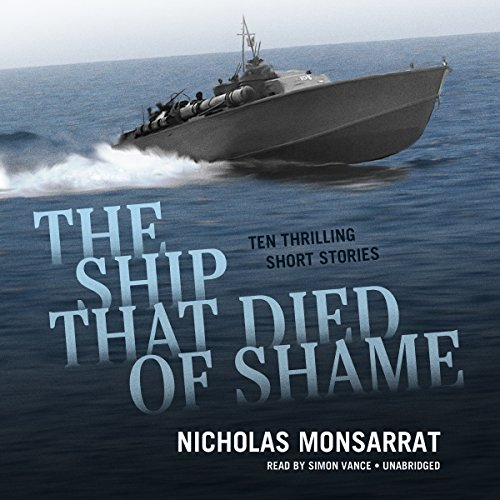 The Ship That Died of Shame cover art