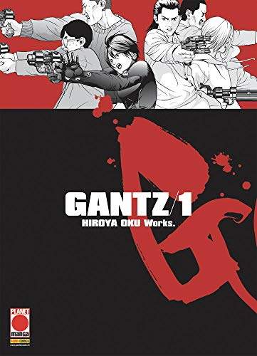 Gantz Nuova Edizione N° 1 - Ristampa - Planet Manga - Panini Comics - ITALIANO #MYCOMICS