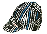Comeaux Caps Reversible Welding Cap Police Flag Size 6 7/8