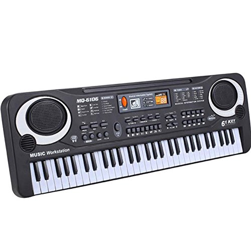 Wenini MQ6106 Portable Digital Piano Keyboard