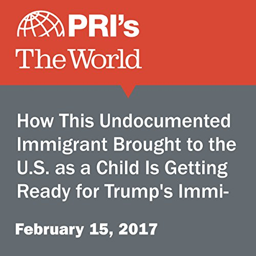 How This Undocumented Immigrant Brought to the U.S. as a Child Is Getting Ready for Trump's Immigration Agenda audiobook cover art