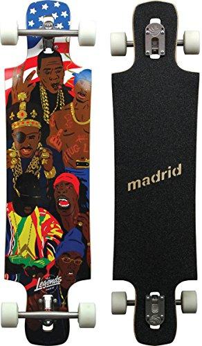 Madrid - Longboard Maniac 39.25'