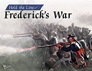 Hold the Line: Frederick's War by Worthington Games