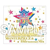THE IDOLM@STER M@STERS OF IDOL WORLD!! 2015 M@STERPIECE & 10th Anniversary Mix アイドルマスター シンデレラガールズ ミリオンライブ