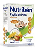 Nutribén Papilla Inicio a la Fruta - 300 gr