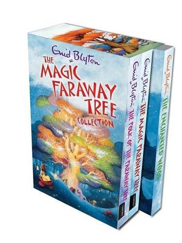 "Enid Blyton the Magic Faraway Tree Collection: ""The Enchanted Wood"", ""The Magic Faraway Tree"", ""The"