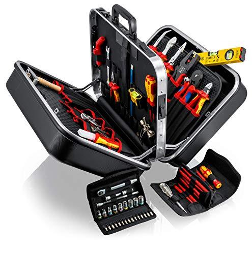 KNIPEX Werkzeugkoffer 'BIG Twin Move'...