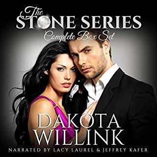 The Stone Series audiobook cover art