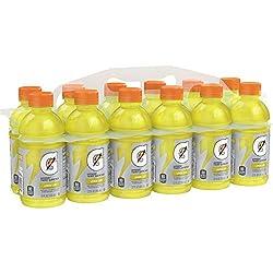 Gatorade Lemon Lime 12 Fl oz (Pack of 12)