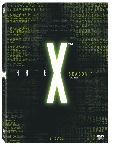 Akte X - Season 1 Collection [7 DVDs]