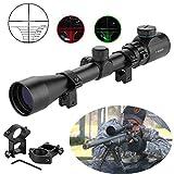 MCTECH® Zielfernrohr 3-9x40EG Rot Und Grün Taktische Luftgewehr Armbrust Rifle Scope Luftscharfschützen Airsoft