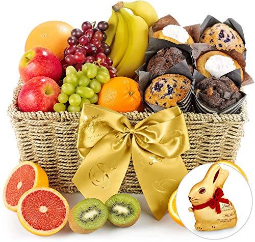 Easter Fresh Fruit & Muffin Hamper