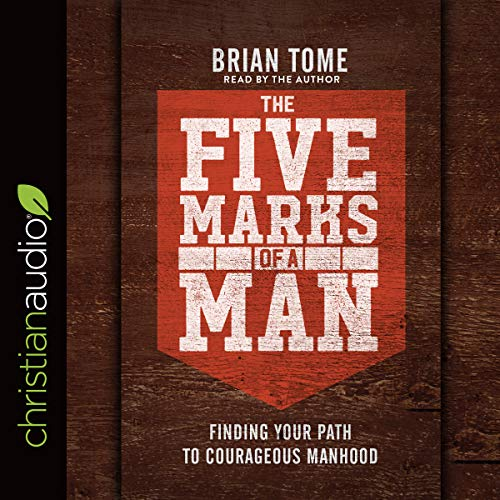 The Five Marks of a Man audiobook cover art