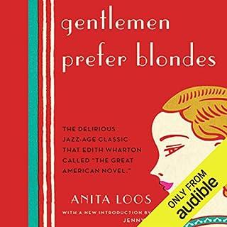 Gentlemen Prefer Blondes     The Illuminating Diary of a Professional Lady              De :                                                                                                                                 Anita Loos,                                                                                        Jenny McPhee (introduction)                               Lu par :                                                                                                                                 Patrice O'Neill                      Durée : 4 h et 43 min     Pas de notations     Global 0,0