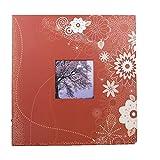 CZXKJ Colección de álbumes Álbum de Fotos de Papel de 12 Pulgadas Bricolaje Gran película autoadhesiva álbum de Boda bebé Memorial de Crecimiento Caja de Regalo 300 Hojas Empresa de Bodas, Familia,
