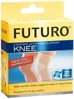 Futuro Comfort Lift Knee Support, Small (10.5 to 12. 5 Inch) by Futuro