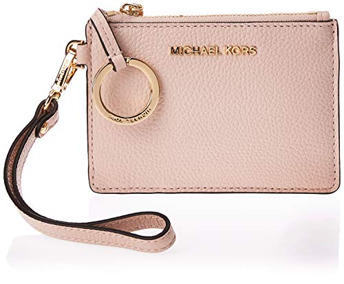 MICHAEL Michael Kors Mercer Small Coin Purse Soft Pink One Size