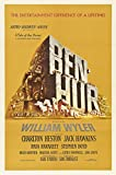 Ben Hur 1959 Movie,Film Poster,Plakat