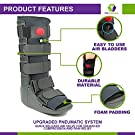 Mars Wellness Premium Tall Air Cam Walker Fracture Ankle/Foot Stabilizer Boot - Large #2