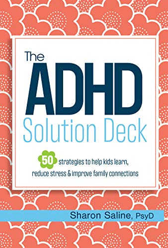 The ADHD Solution Deck: The ADHD Solution Deck