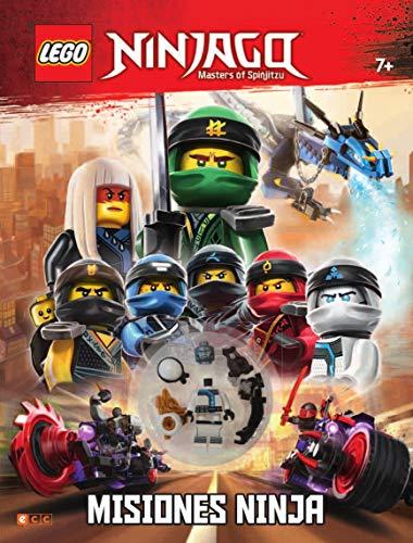LEGO NINJAGO. Misiones Ninja
