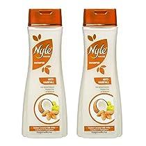 Nyle Naturals Anti-Hairfall Shampoo 800ml Men & Women – Pack of 2