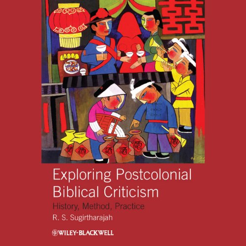 Exploring Postcolonial Biblical Criticism audiobook cover art