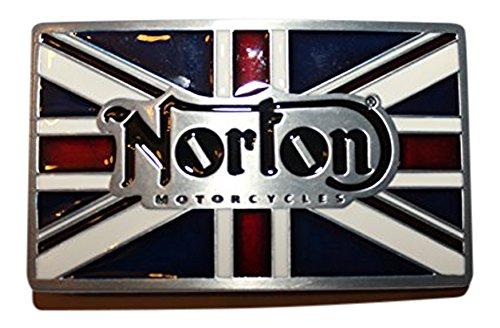 DUNN Buckle Gürtelschnalle Kopel Norton