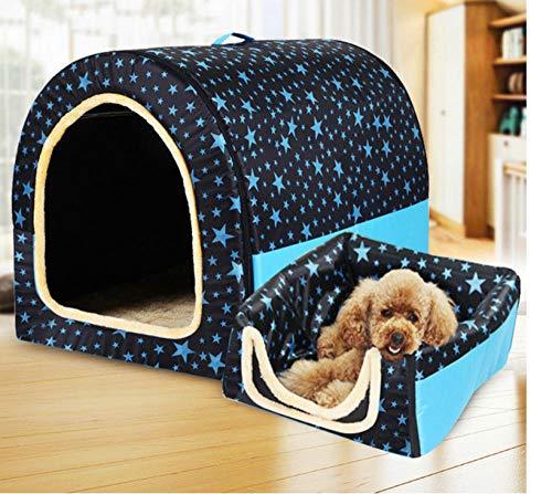 Hondenhok volledig schoon te maken hondenkennelcilinder Draagbaar hondenhuis Golden Retriever Kennel Puppy Pet Dog Dog Dog Dog Cage