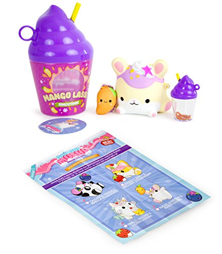 Giochi Preziosi - Smooshy Mushy Frozen Delight Animaletti Morbidi e Profumati con Accessori, Modelli Assortiti