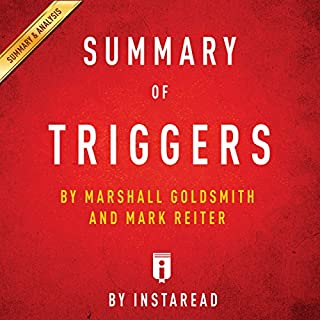 Summary of Triggers: by Marshall Goldsmith and Mark Reiter | Includes Analysis audiobook cover art
