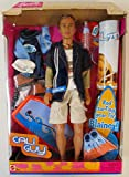 Barbie Cali Guy Blaine Doll with Surfing Accesories
