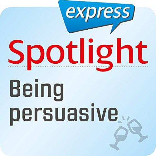 Spotlight express - Ausgehen: Wortschatz-Training Englisch - Jemand anderen überreden Titelbild